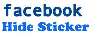 an sticker facebook