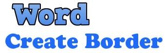Hướng dẫn tạo khung, viền và boder trong Word 2013