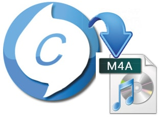 doi mp3 sang m4a bang total video converter