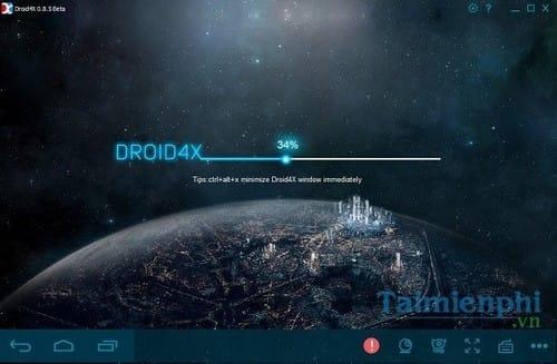 Những thủ thuật hay về giả lâp Android Droid4x