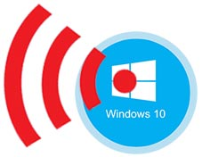 phat wifi tren windows 10