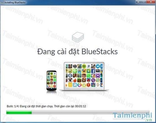 Tính năng cơ bản của Bluestacks