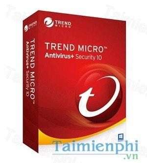 phan mem diet virus trend micro antivirus