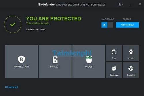 (Giveaway) Nhận 6 tháng bản quyền Bitdefender Internet Security 2016,