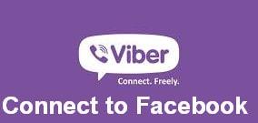 ket noi viber voi facebook tren may tinh