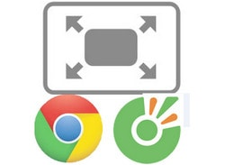 duyet web toan man hinh tren google chrome