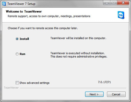 instructions for installing and using teamviewer 7 rh webtech360 com TeamViewer Mac to PC TeamViewer Mac to PC