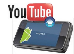 upload video len youtube bang thiet bi android