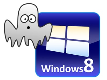 cach ghost win 8