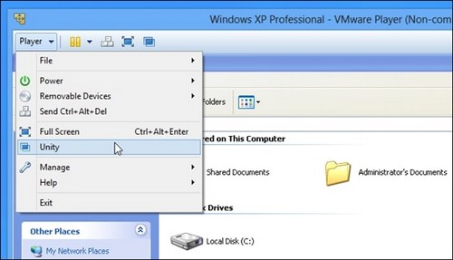 cai dat che do windows xp mode tren windows 8,