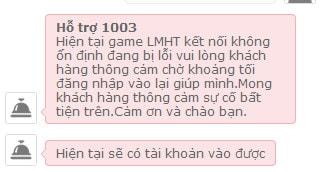 Lỗi không vào được Liên Minh Huyền Thoại, lỗi đăng nhập LOL ngày 24/7