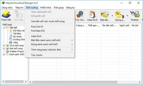Sửa lỗi tiếng Việt của IDM trên Windows 10