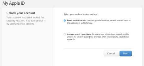 Lấy lại mật khẩu iPhone, khôi phục mật khẩu iPhone bằng iTunes