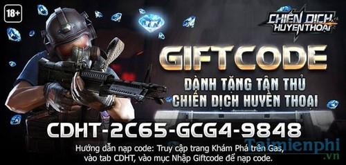 code chien dich huyen thoai