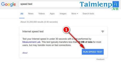 do toc do internet bang google search