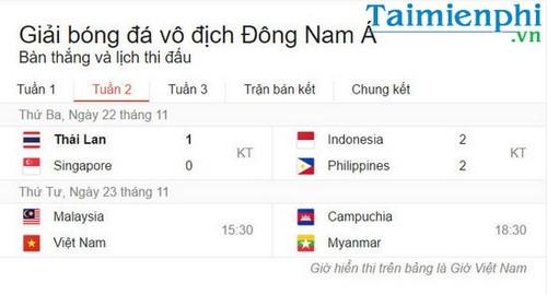 xem truc tiep viet nam vs malaysia