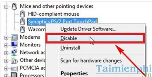 S a l i touchpad tr n laptop acer es1 kh ng ho t ng - Synaptics ps port touchpad driver windows bit ...