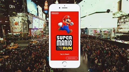 dieu can biet khi choi Super Mario Run