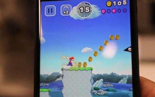 cach choi che do friendly run trong Super Mario Run