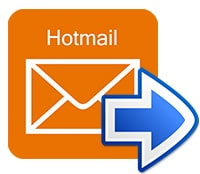 Forward mail in Hotmail