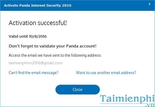 giveaway panda internet security 2016