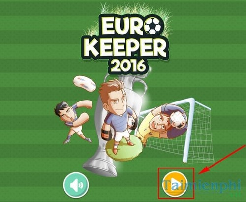 choi game thu mon euro 2016 tren may tinh