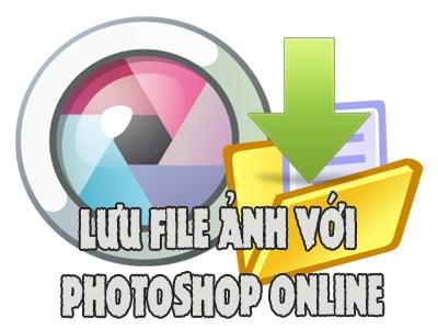 huong dan cach luu file tren photoshop online