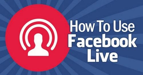 phat video truc tiep tren facebook