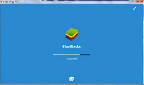 loi bluestacks initializing loading mai