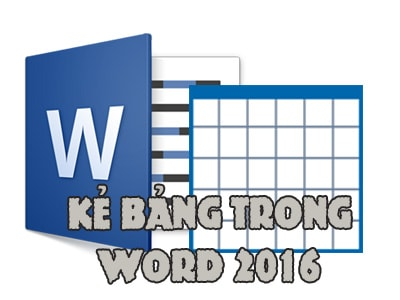 huong dan tao bang trong word 2016