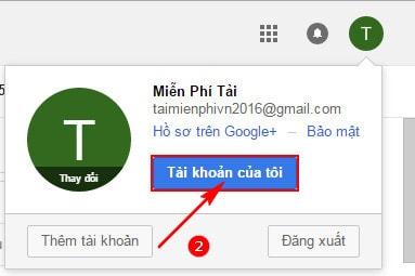 huong dan doi so dien thoai trong gmail