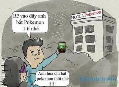 pokedetector ung dung thong bao pokemon dang o gan