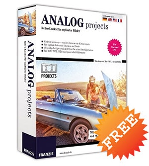 giveaway analog projects mien phi