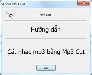 huong dan cat nhac mp3 bang mp3 cut