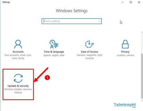 how to reset win 10