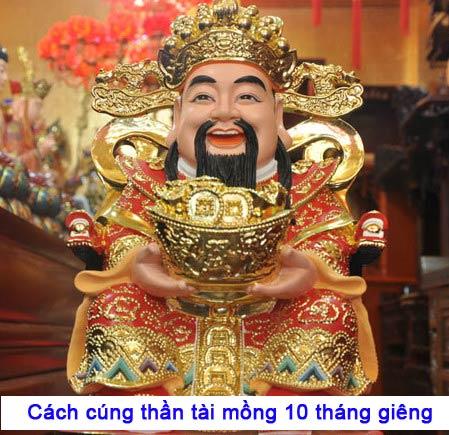 cach cung than tai