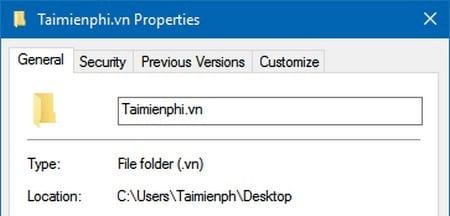 sua loi thieu tab sharing trong windows 10 folder properties 1