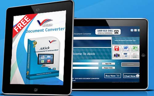 giveaway akick document converter