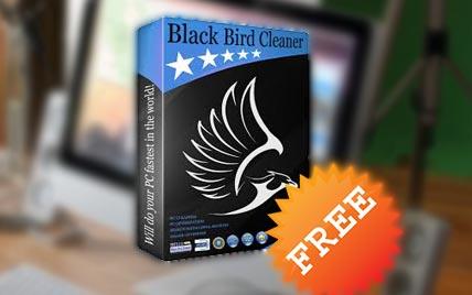 giveaway black bird cleaner mien phi