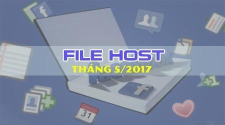 file host vao facebook thang 5 2017 truy cap facebook khi bi chan