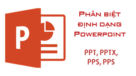 phan biet file powerpoint co duoi ppt pptx va pps ppsx