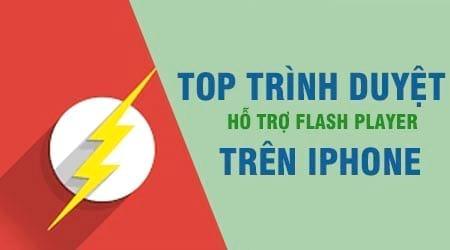 cach cai dat adobe flash player cho iphone ipad xem video choi game