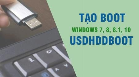 how to make a boot usb for windows 8