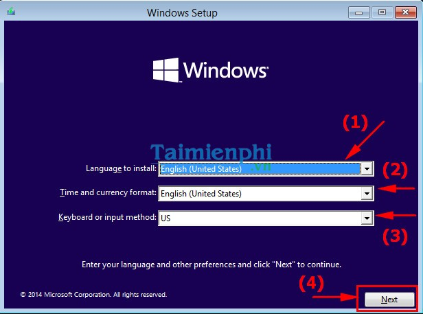 cai windows 10 bang usb, download windows 10
