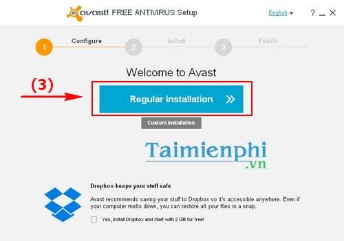 cai dat ban quyen avast free antivirus 2015