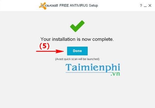 avast free antivirus 2015 ban quyen