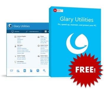 Kết quả hình ảnh cho phần mềm Glary Utilities