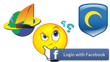 su dung ultrasurf va hostpot shield vao facebook