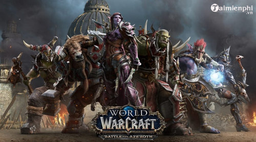world of warcraft ho tro directx 12 tren windows 7