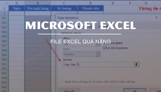 file excel qua nang